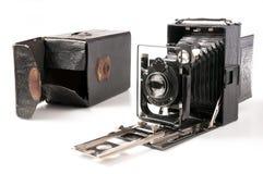 Cámara vieja Imágenes de archivo libres de regalías