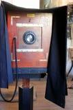 Cámara vieja de Goldmann Fotos de archivo