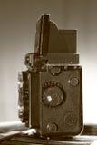 Cámara vieja del vintage Fotos de archivo libres de regalías