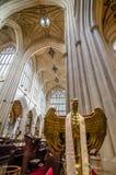 Cámaras acorazadas de la abadía del baño Fotos de archivo libres de regalías