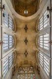 Cámaras acorazadas de la abadía del baño Imágenes de archivo libres de regalías