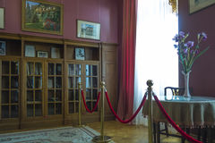 Cámaras de palacio de Livadia, Crimea Imagenes de archivo