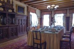 Cámaras de palacio de Massandra, Crimea Foto de archivo libre de regalías