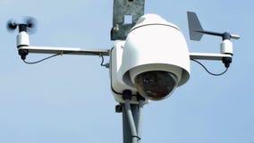 Cámaras de seguridad almacen de metraje de vídeo
