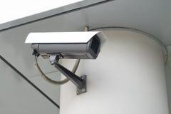 Cámaras de seguridad Foto de archivo libre de regalías