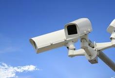 Cámaras de seguridad Imagen de archivo libre de regalías