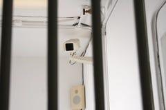 Cámaras de seguridad Foto de archivo