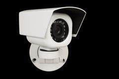 Cámaras de seguridad del CCTV Imágenes de archivo libres de regalías