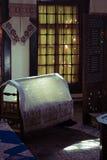 Cámaras del Khan& x27; palacio de s en Bakhchisaray Imagen de archivo