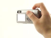 Cámaras digitales foto de archivo libre de regalías