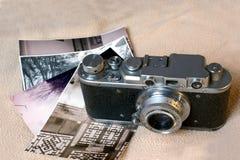 Cámaras viejas Fotos de archivo libres de regalías