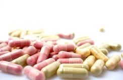 Cápsula de Medcine Fotos de Stock Royalty Free