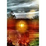 Cápsula de Sun Foto de Stock Royalty Free
