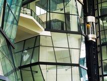 Cápsula del elevador Imagenes de archivo
