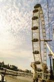 Cápsula dos olhos de Londres Imagens de Stock Royalty Free