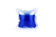 Cápsulas detergentes Fotografía de archivo libre de regalías
