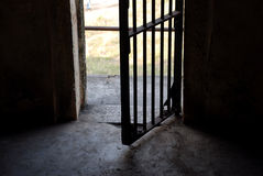 Cárcel foto de archivo libre de regalías