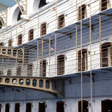 Cárcel de Kilmainham, Dublín Fotografía de archivo libre de regalías
