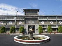 Cárcel de la prisión de Jing-Mei Human Rights Memorial y del parque cultural Foto de archivo libre de regalías