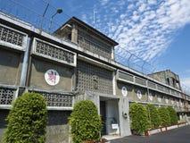 Cárcel de la prisión de Jing-Mei Human Rights Memorial y del parque cultural Fotos de archivo libres de regalías