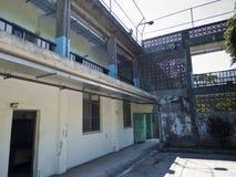 Cárcel de la prisión de Jing-Mei Human Rights Memorial y del parque cultural Fotografía de archivo