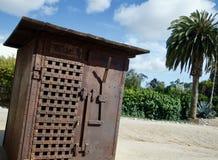 Cárcel de Oldschool Fotografía de archivo libre de regalías
