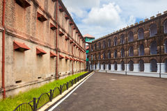 Cárcel de Port Blair Fotos de archivo libres de regalías