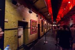 Cárcel vieja de Melbourne Imagen de archivo libre de regalías