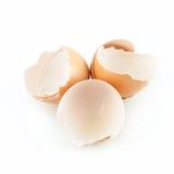 Cáscara de huevo quebrada Imagen de archivo