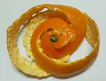 Cáscara del ‹de Orange†Foto de archivo