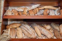 Cáscara del pan Imágenes de archivo libres de regalías