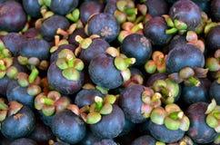 Cáscara dulce de la púrpura del gusto de las frutas tropicales Imagen de archivo