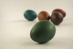 Cáscaras de huevo de Pascua Fotos de archivo libres de regalías