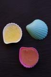 Cáscaras del caramelo Imagen de archivo