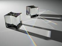 Cáustico - representación 3D Imagenes de archivo