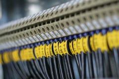 Câblage Photos stock