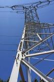 Câble à haute tension Photographie stock