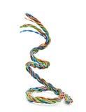 Câble électrique Photos libres de droits