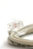 Câble Photographie stock libre de droits