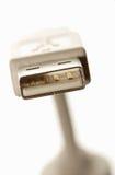 Câble d'ordinateur Photos stock