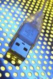 Câble d'Usb Image libre de droits