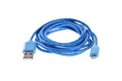 Câble d'USB Image stock