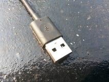 Câble d'USB Photo stock