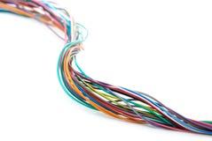 Câble de Multiwired Photo libre de droits