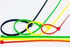 Câble de réseau Image stock