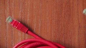 Câble de réseau clips vidéos
