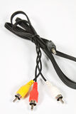 Câble de sangle avec trois et 3 cric de 5 millimètres Photographie stock libre de droits