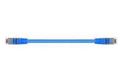 Câble Ethernet photographie stock libre de droits