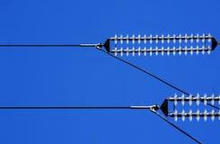 câble la tension Photo stock