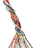 Câble multicolore Photos stock